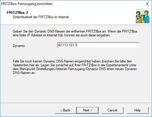 Azure - Fritz!Box: Site-to-Site VPN connection - olausson de